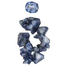 benitoite minerals that speak for themselves