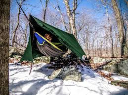 10 tips for winter hammock camping the adventure post