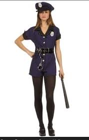 Police Woman Halloween Costume Ladies Police Fbi Costume Fancy Dress Fancy Costumes