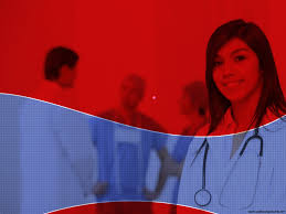 free hospital nurse backgrounds for powerpoint health and