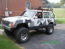 jeep camo jeepclassifieds com 1990 jeep cherokee