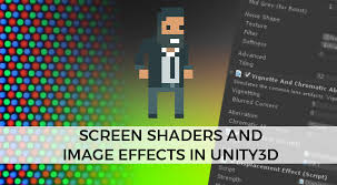 unity effects tutorial postprocessing and image effects in unity shader tutorial