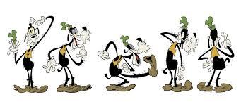 image mickeyart goofy turn final jpg disney wiki fandom