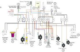 boiler wiring diagram for thermostat diagrams wiring diagrams