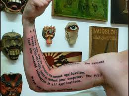 geeky tattoos mostly bad ideas technabob