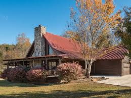 Log Homes With Wrap Around Porches Realog Cabin On Troutstocked Rocky Rushing Vrbo