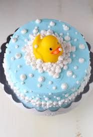 baby showers cakes rubber ducky baby shower cake baking