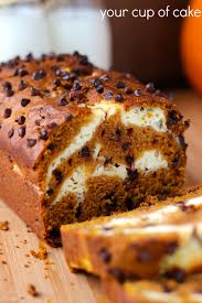pumpkin cheese bread and muffins your cup of cake