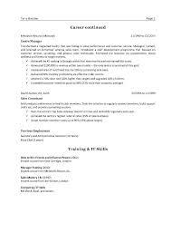 simple cv format in ms word cv resume writing examples cv example small jobsxs com
