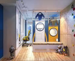chambre enfant espace chambre pour enfant sur le thame de lespace