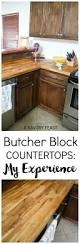 butcher block countertops my experience butcher block countertops my experience after six months including initial maintenance and everyday use