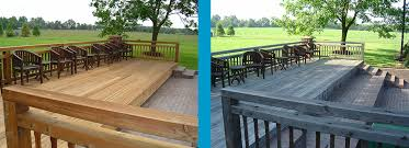 springfield mo deck wood pressure washing services renew crew