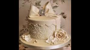 Wedding Cake Palembang Kek Kahwin Dengan Sentuhan Lembut Wedding Cake Youtube