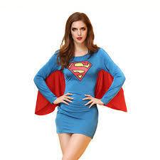 Supergirl Halloween Costumes Supergirl Costumes Ebay