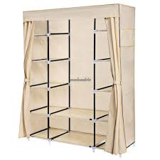 Storage Closet Interiors Enchanting 53 Portable Closet Storage Organizer