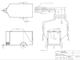 haulmark enclosed trailer wiring diagram snowmobile utility lights