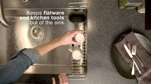 Kitchen Sink Racks Kitchen Sink Utility Rack Only From Kohler