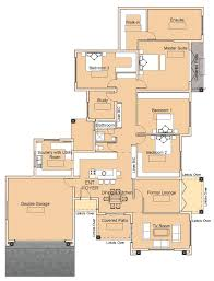 residential house plans floor plan simple one floor house plans ranch home and building
