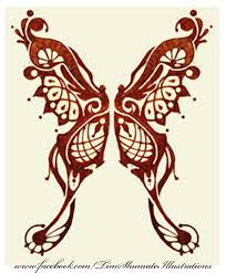 butterfly design henna inspiration inking henna inspirations