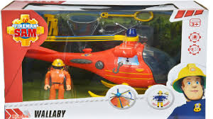 fireman sam toys u2034 mountain rescue helicopter u2034
