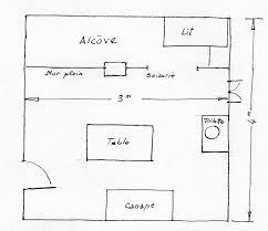 plan d une chambre cuisine atlas linguistique d alsace plan d une maison d habitation