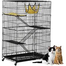 black friday cat tree deals amazon amazon com cat playpen cat home pet kennels pet supplies