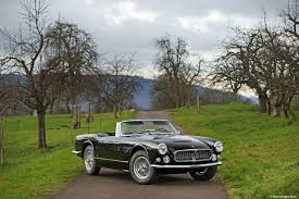 maserati hardtop convertible 1960 1964 maserati 3500 gt spyder maserati supercars net