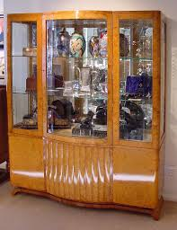 art deco china cabinet art deco display cabinet the design gallery