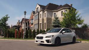 2015 subaru wrx review 2015 subaru wrx sti canadian auto review