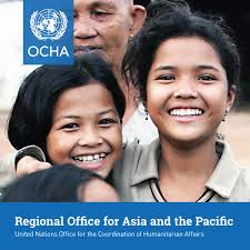 Map Snap Asia by Asia And The Pacific Ocha