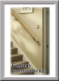 Banister Rails Wall Handrail Banister Rails Sets Or Components Wall Mounted Handrails