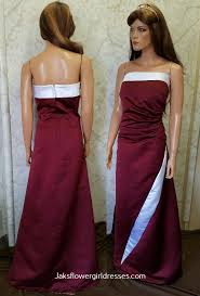 Wine Colored Bridesmaid Dresses Fall And Winter Colored Bridesmaid Dresses