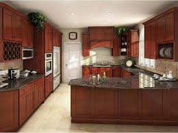 Kitchen Color Ideas With Cherry Cabinets 20 Best Countertops For Cherry Cabinets Images On Pinterest