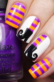 best 25 halloween nails ideas on pinterest halloween nail art
