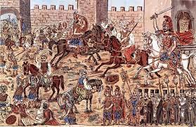 Ottomans Turks Turks Glorify Historic Slaughter And Of Christians Raymond