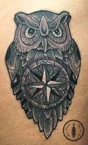 compass tattoo under breast collection of 25 owl compass tattoo design