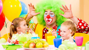 rent a clown for birthday party clown party birthday party ideas