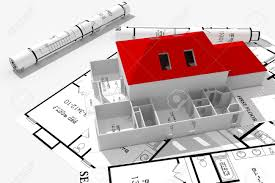 3d home plans concept stock photo picture and royalty free image
