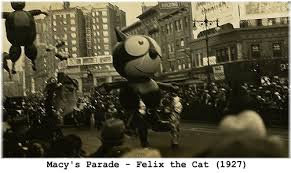 this and that thanksgiving day parades digging history