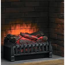 duraflame 20 inch electric fireplace insert log set dfi020aru