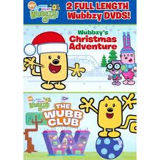 wow wow wubbzy christmas dvd target