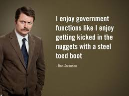 Swanson Meme - ron swanson s 12 wisest quotes about the the daily caller