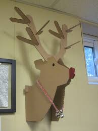craft sparkled nosed reindeer more than mamas