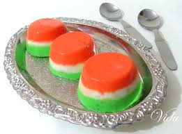 Dessert Flags Tiranga Panna Cotta Indian Flag Inspired Youtube