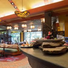 kona cafe disney u0027s polynesian village resort restaurant
