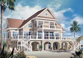 Beach House Layouts Beach House Plans E Architectural Design
