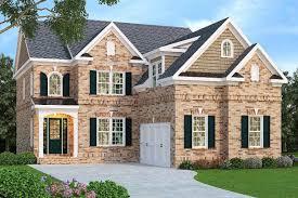 luxurious narrow lot plan with courtyard garage 75589gb