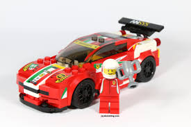 lego sports car review lego 75908 u2013 ferrari 458 italia gt2