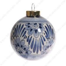 5cm delft blue ornaments x ornaments