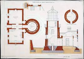 lighthouse floor plans light house plans tiny house